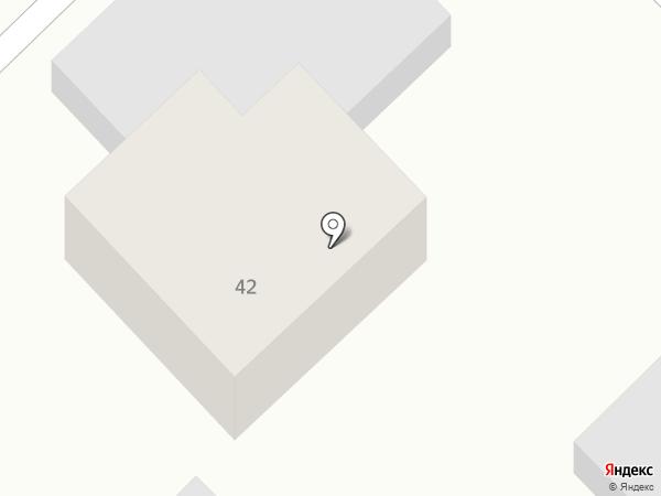 Своя колея на карте