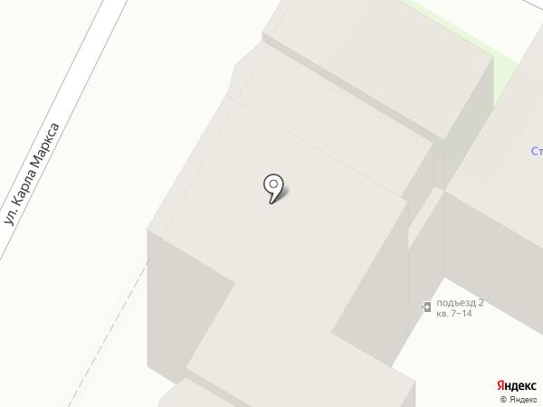 Статус-аудит, ЗАО на карте