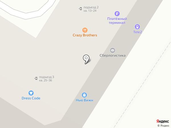 ЛЕТО БАНК на карте