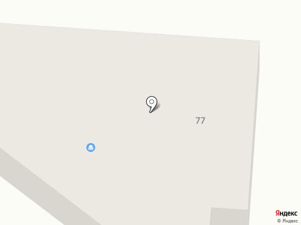 Фирма по производству мебели на карте