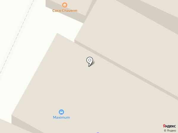 О`кей на карте