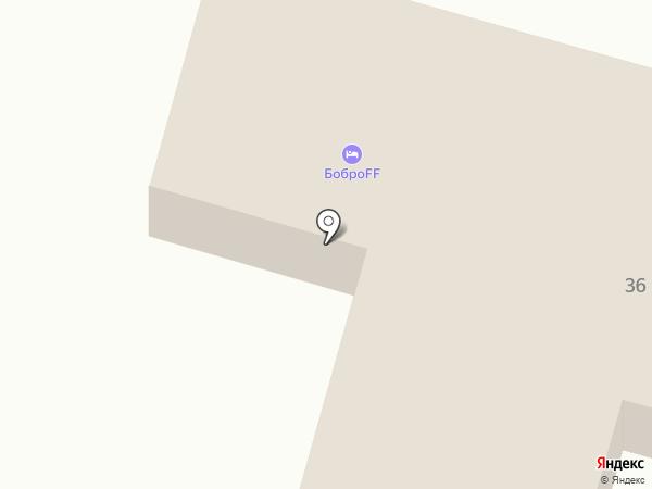 БоброFF на карте