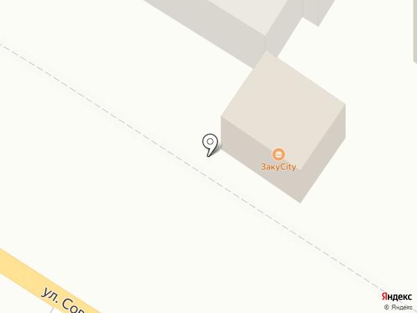 ЗакуCity на карте