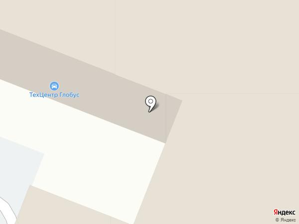 Bosch Авто Сервис Тамбов на карте