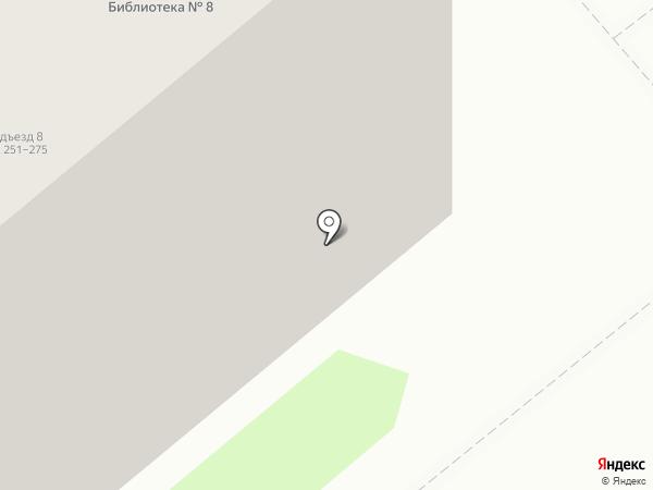 МИчуринская,114, ТСЖ на карте