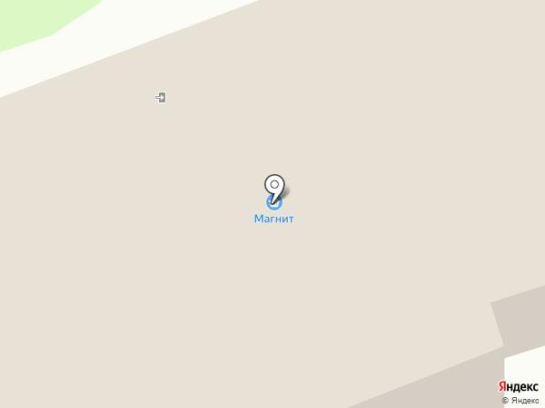 Тамбовтеплоэнергоресурс, ОГУП на карте
