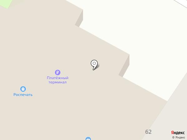 Сервис-Софт на карте