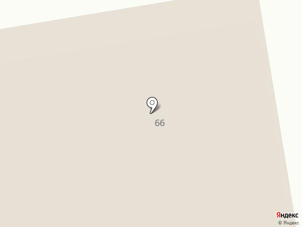 Аскания на карте