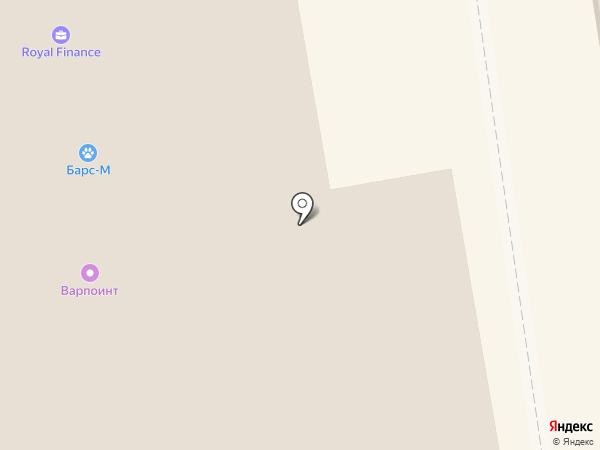Магазин спортивной обуви на карте