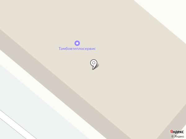 ЕДС на карте