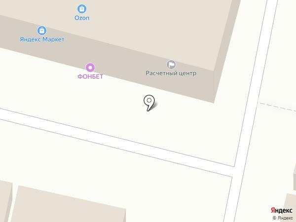 Тролль на карте
