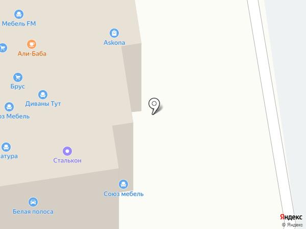 АRТмебель на карте