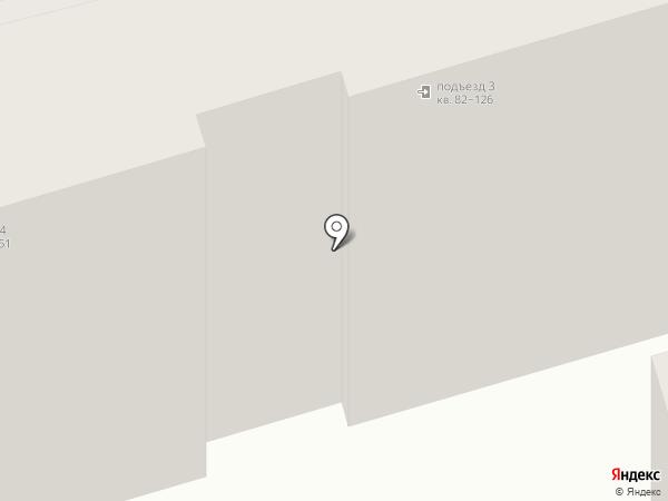 Известняк на карте