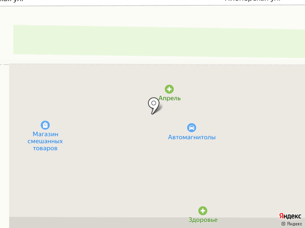 Автозвук на карте
