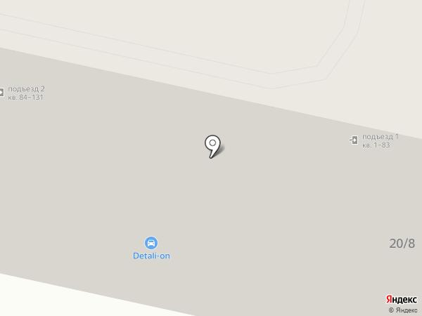 Барахолка на карте