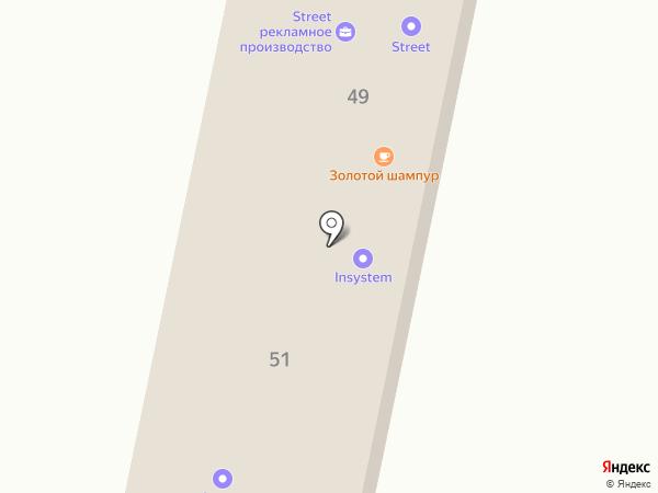 inSYSTEM на карте