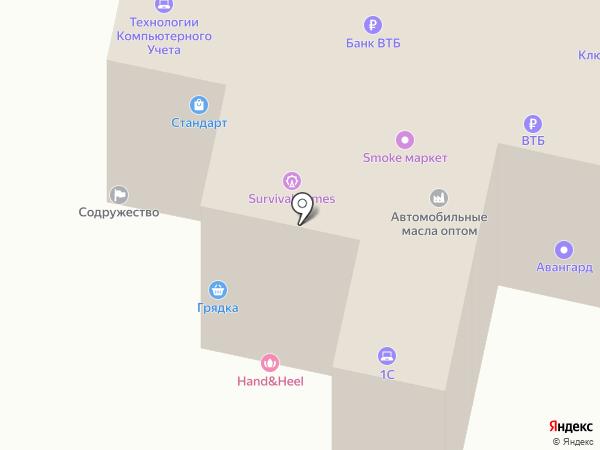 ГрядкА на карте