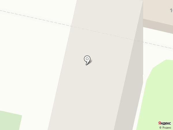 Ёлкин дом на карте