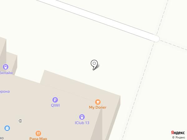 Центр печати и фотографии на карте