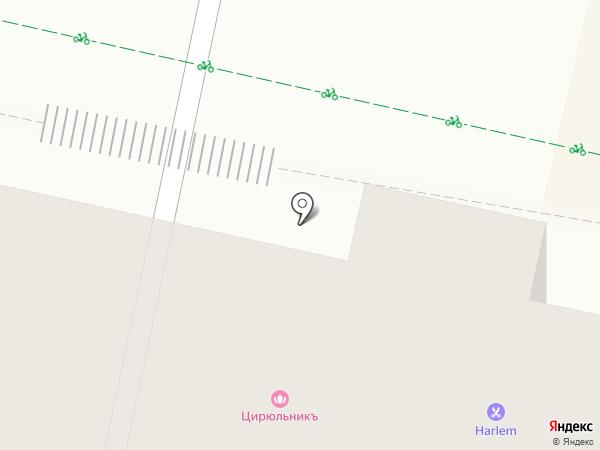 LightAvto на карте