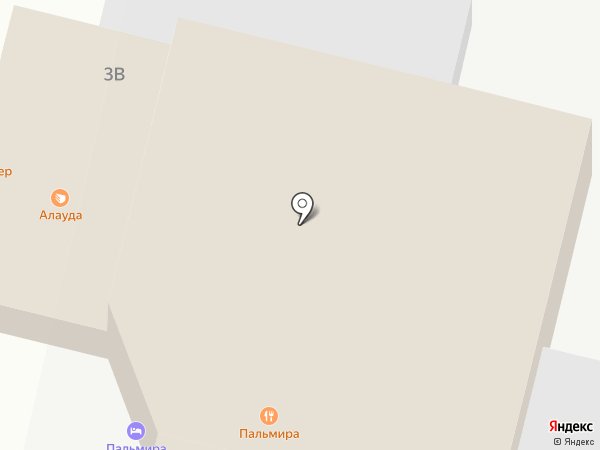Palmira на карте