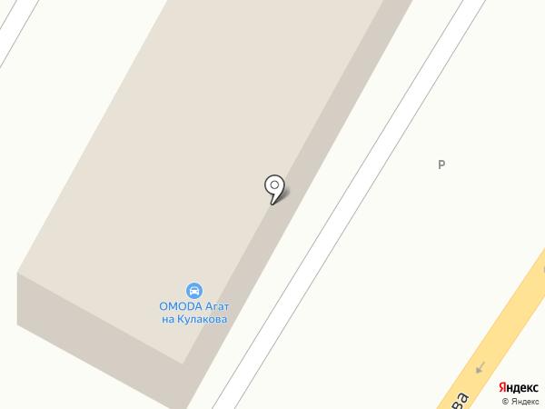 GARAGE на карте