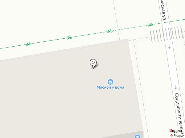 Мясной Привоз на карте