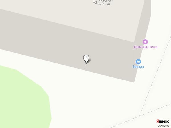 Куриный двор на карте