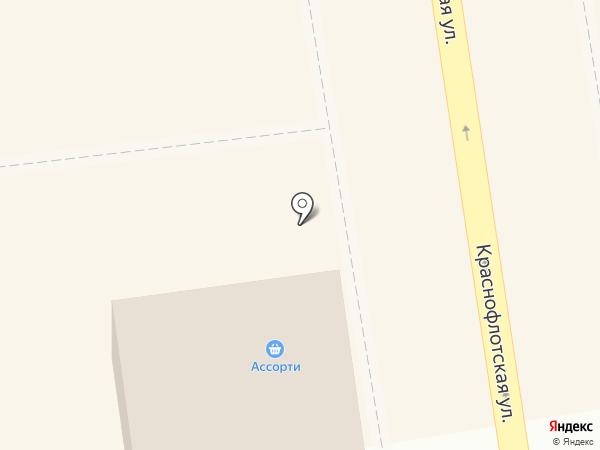 101 Розамария на карте