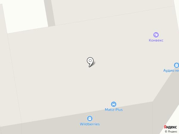 АРТ-текс на карте