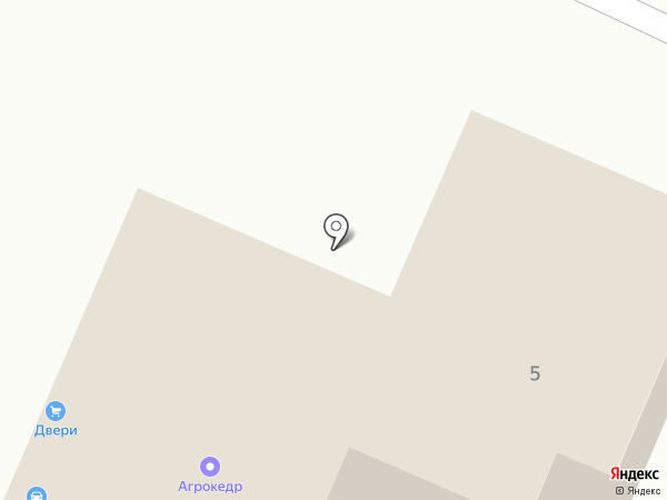 АСКО на карте