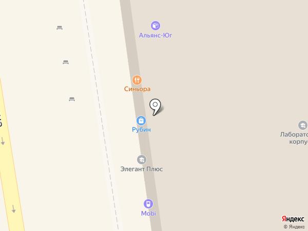 Саванна на карте