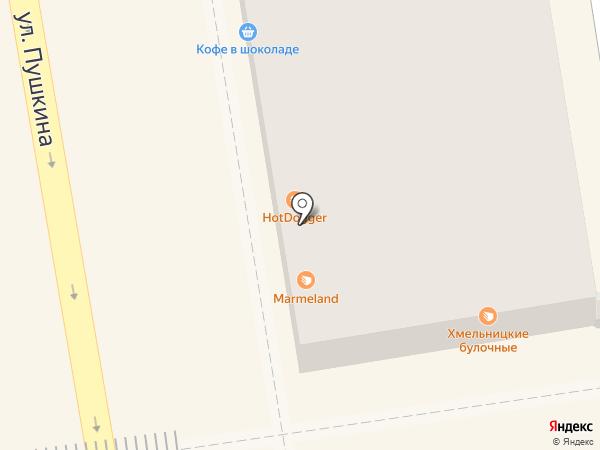 РубинОВВ на карте