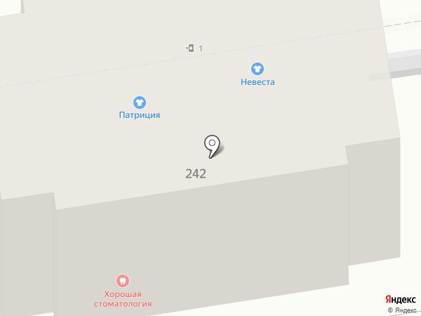 Patricia на карте
