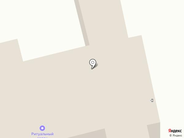 Бытсервис, МУП на карте
