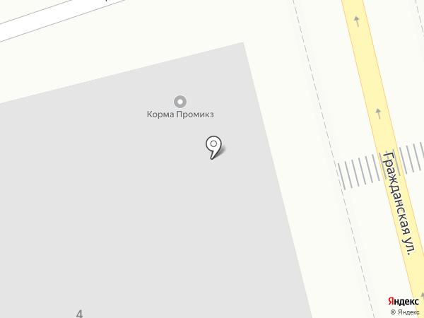 Удачная техника на карте