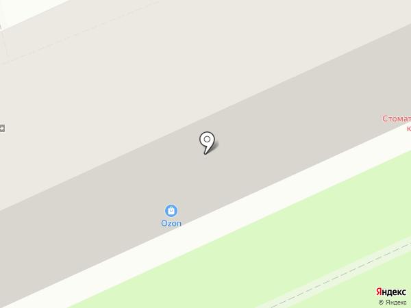 Стоматологический центр на карте