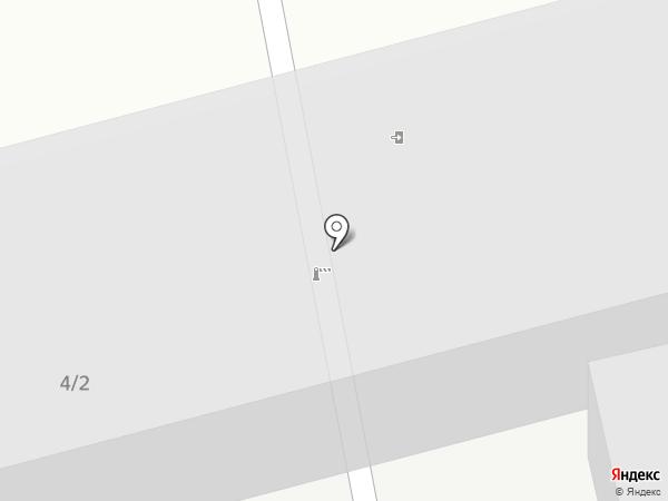 Ставропольавтоснабсбыт, ЗАО на карте