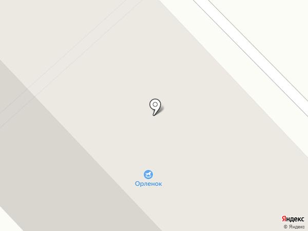 Антонина на карте
