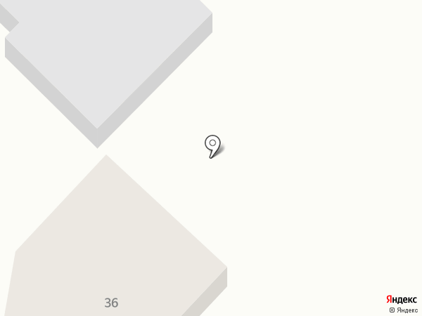 Дёминское на карте