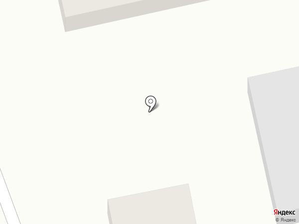 МегаАвто на карте