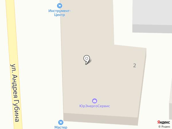 Горница на карте