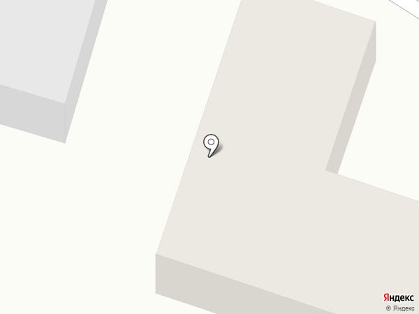 Автомойка на ул.Нелюбина на карте