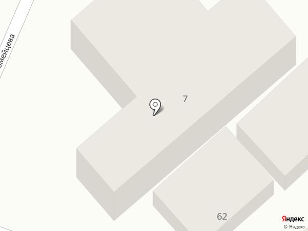 Авто Банька на карте