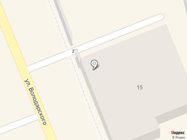 Центр-Авиа на карте