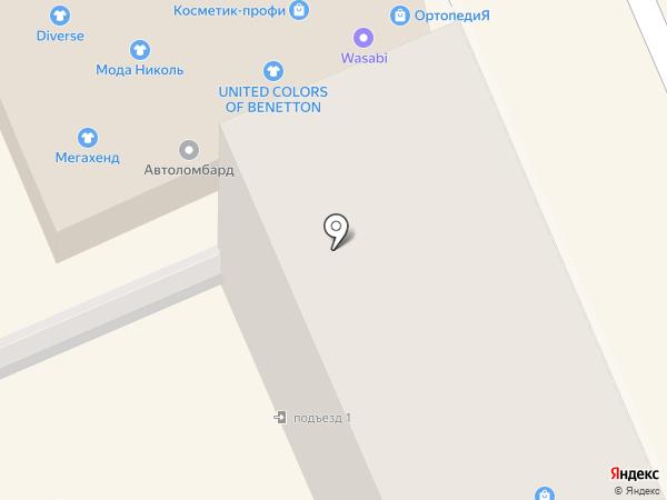 Арт-Багет на карте
