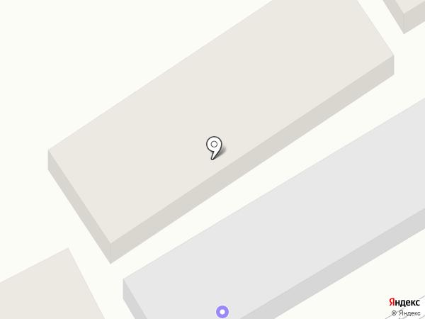 МАВДИМ на карте