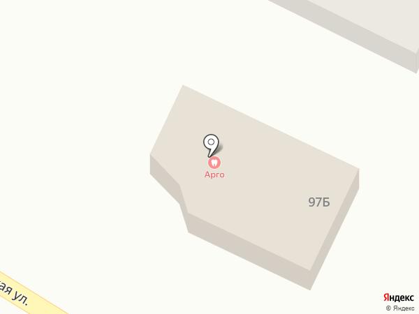 Lazar на карте