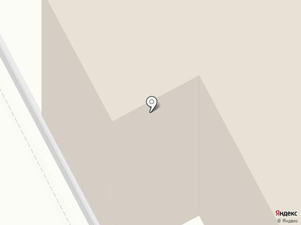 Металлург на карте