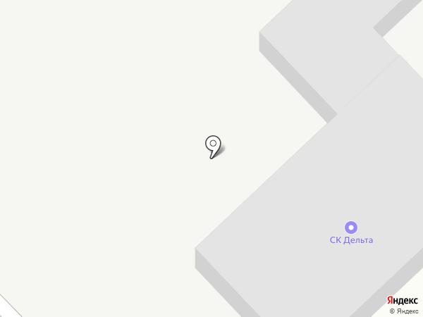 Дельта-СК на карте